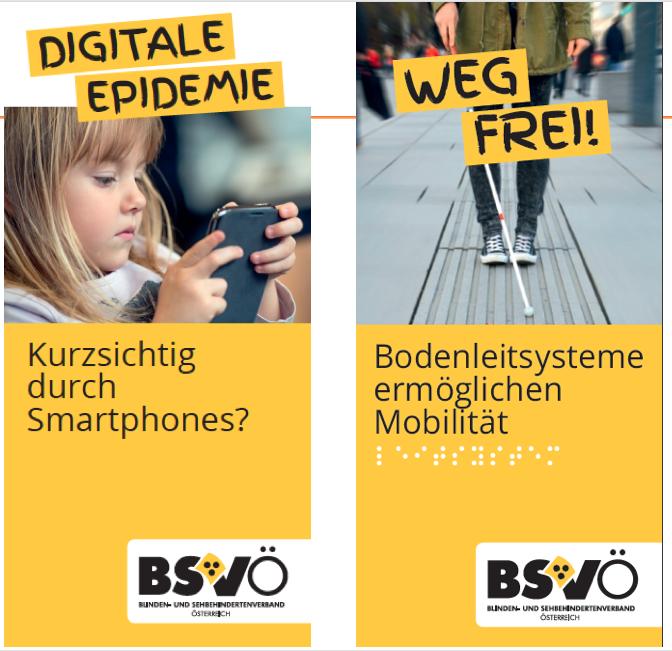 BSVÖ Folder Leitlinien